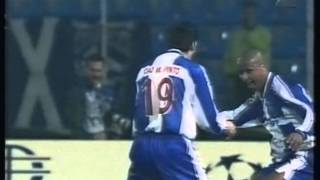 1998 December 9 Porto Portugal 3 Ajax Amsterdam Holland 0 Champions League