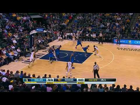 Pacers 3 Man Weave