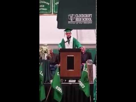 Scotty's Graduation Speech: Cloudcroft High School 2016