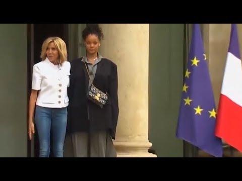RIHANNA & The European ILLUMINATi