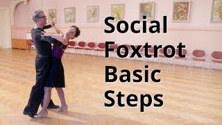 Social Foxtrot - Basic Steps for Beginners