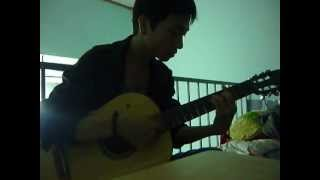 sao em no vo tinh guitar