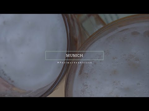 Travel Video Series | Munich, Germany