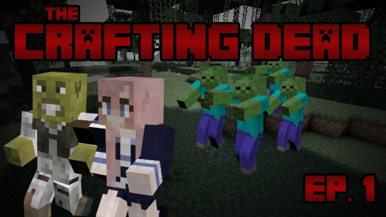 welcome to the apocalypse the crafting dead ep 1