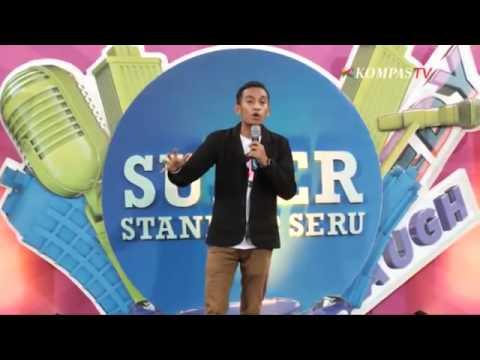 Abdur  Komodo sebagai Devisa Negara SUPER Stand Up Seru