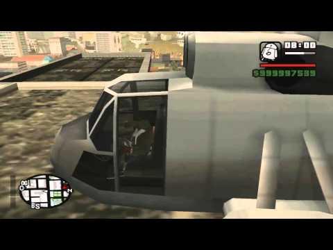 GTA San Andreas Make Leviathan EP/FP