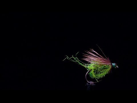 LaFontaine Deep Sparkle Pupa Fly Tying Tutorial