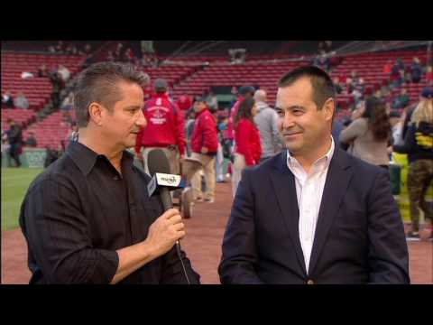 Dan Duquette on rising tensions between Orioles and Red Sox