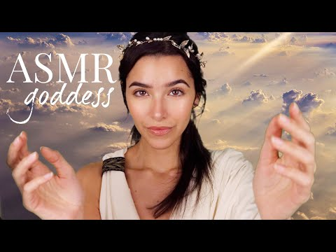 ASMR Goddess Creates You (Personal Attention, Ear cleaning type of sounds..)