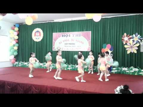 Thi be khoe be ngoan 2016 - Thanh Cong - BMT