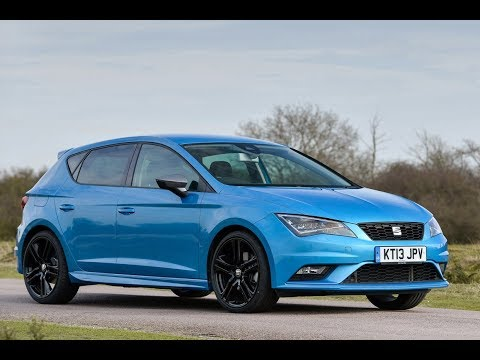 New 2018 Seat Leon FR Review 184 BHP Model !!