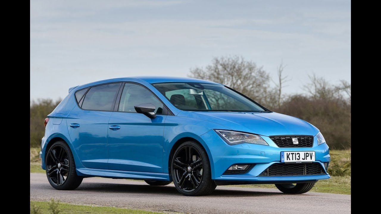 foto de New 2018 Seat Leon FR Review 184 BHP Model YouTube