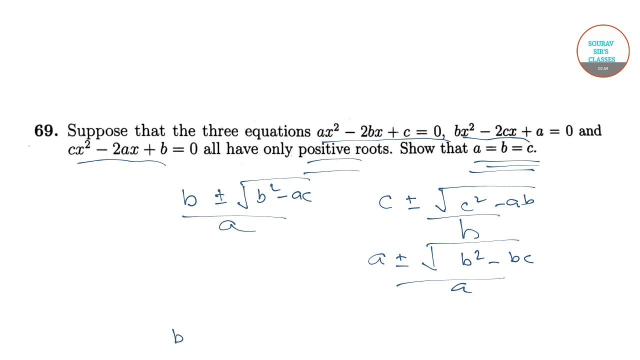 TEST OF MATHEMATICS PART 4 SUBJECTIVE SOLUTION ISI  BSTAT/BMATH/MSQE/MSTAT/MMATH 9836793076