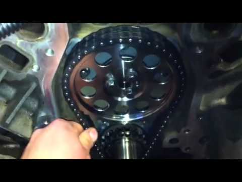 LS1 5 7ltr Double Row Timing Chain