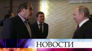НаПервом канале— самая громкая мировая кинопремьера последних дней— фильм Оливера Стоуна «Путин».