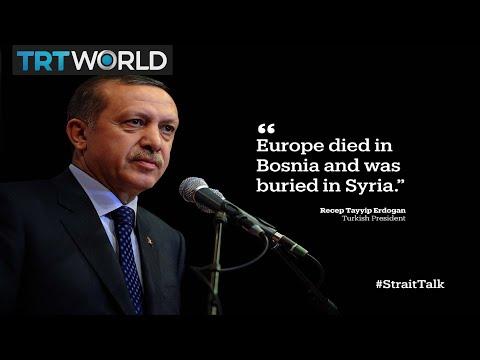 Strait Talk: Why are Turkey's EU accession talks on hold?