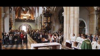 Eröffnungsgottesdienst Stiftsgymnasium St. Paul