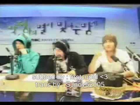 DBSK - Jaejoong and Junsu wear Girl's Jeans [eng sub]