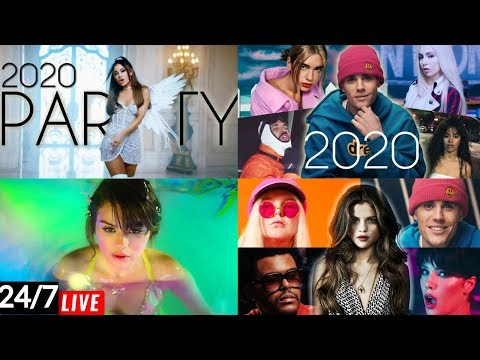 MASHUP 24/7 Live Stream 🎵 Best Songs of 2020 - Pop, Dubstep, Trap, EDM, Electro House