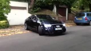 Audi RS5 2012 Videos