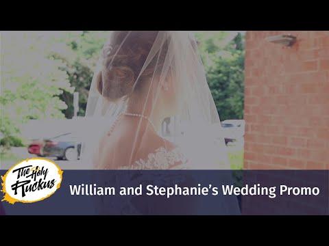 William and Stephanie's Wedding Promo