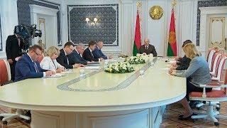 Лукашенко потребовал уже к началу 2019 года кардинально решить проблемы в здравоохранении