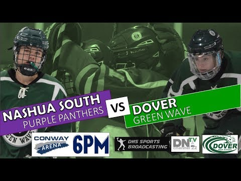DHS Sports Productions: WATCH LIVE DOVER VS NASHUA SOUTH HD