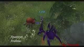 #04 Royal Quest   Арахнус. Элитные монстры игры. (Elite Monsters games)