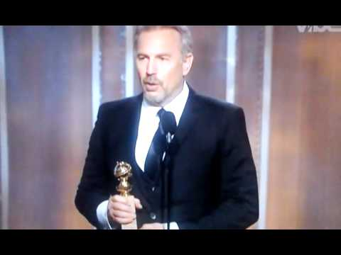 BEST ACTOR FOR A TV MOVIE KEVIN COSTNER 2013 GOLDEN GLOBES
