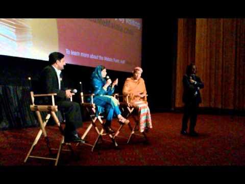 Born Free Arts Club: Nobel Prize Winner MalalaYousafzai