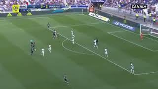 But de Malcom Lyon vs Bordeaux 3-3