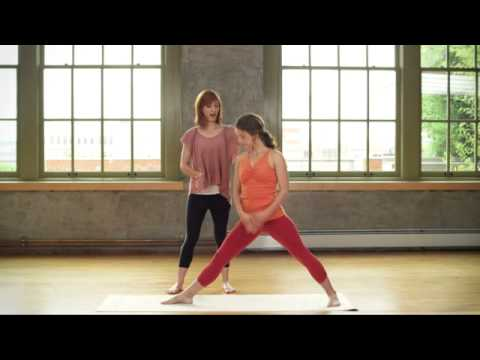 Kelly McGonigal Flow Yoga Practice