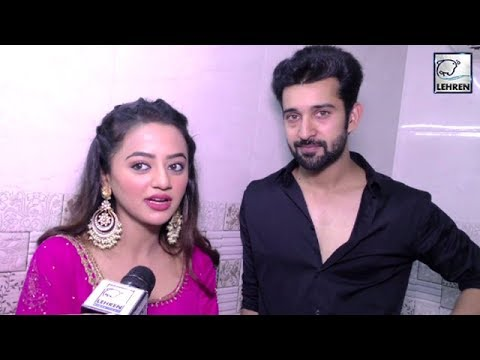 Helly Shah And Rajveer Singh's Exclusive Interview For Sufiyana Pyaar Mera