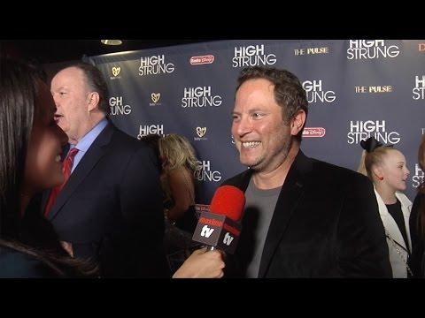 "David Lipper Interview ""High Strung"" Premiere"