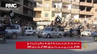 معارك واشتباكات عنيفة في مدينة الرقة