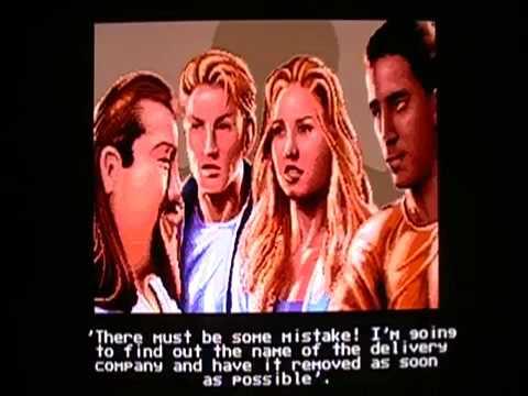 """VR Troopers Sega Genesis, Complete Run """"Single Shot""""."""