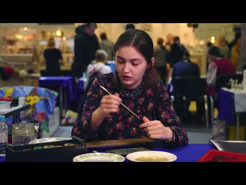Урок по росписи палехской лаковой миниатюры. Мастер-класс #2