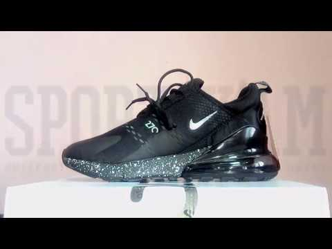 Кроссовки Nike Air Max 270 Flyknit All Black AH8051-202 - YouTube ff66e5c9e040d
