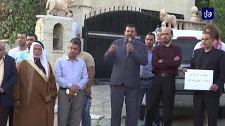 استعدادات للإفراج المرتقب عن هبة اللبدي وعبدالرحمن مرعي الخميس (5/11/2019)