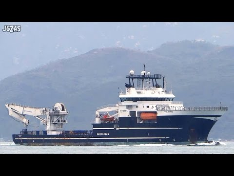 VOLANTIS Offshore Supply Ship オフショアサプライ船 Volstad Shipping 香港 2014-MAR