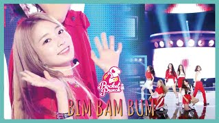 Download lagu Rocket Punch BIM BAM BUM 로켓펀치 빔밤붐 Show Music core 20190817