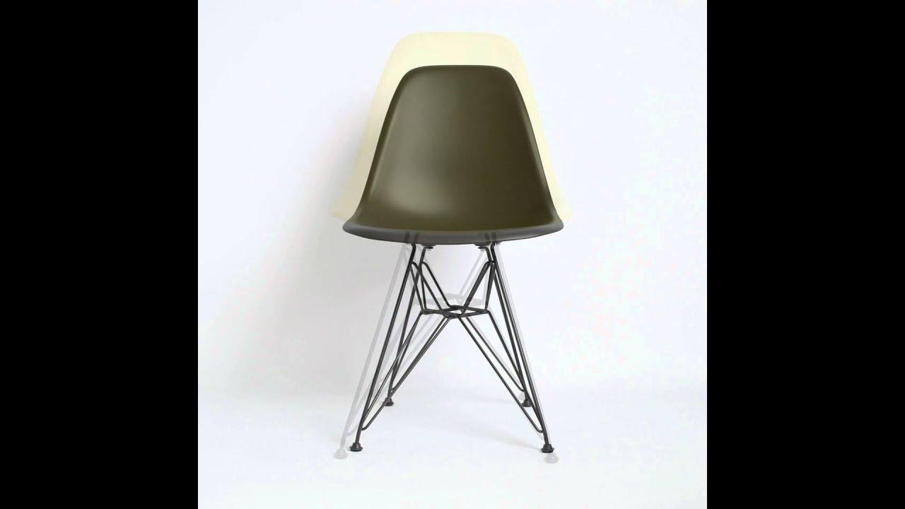 Eames Plastic Chair by Vitra Günstig kaufen bei