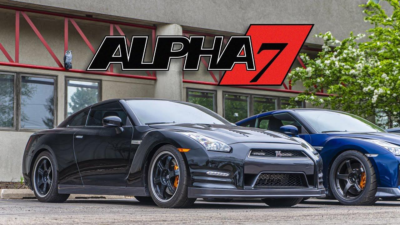 ALPHA 7 GTR BUILD | 685WHP On Stock Turbos!
