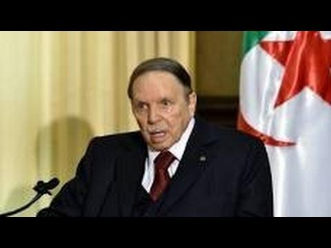 C'est décidé Bouteflika sera président à vie pour l'Algérie.
