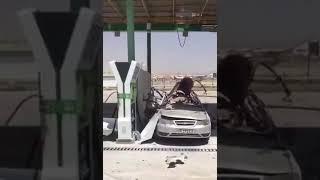 Узбекистонда метон койилган газ бортлаб кетти