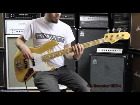Fender Jazz Bass 1975RI Japan 2004