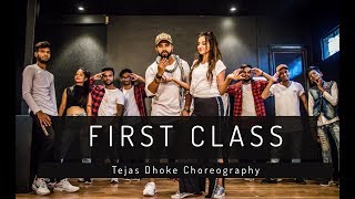 Download lagu FIRST CLASS | Kalank | Tejas Dhoke Choreography | Dancefit Live