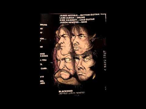 Metallica  e Cassette Rip, HQ 2496