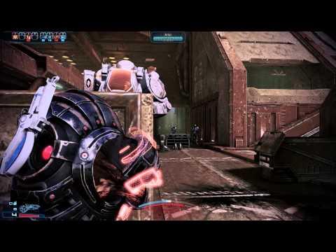 Melee Krogan Sentinel - Gold Solo - Phantom punch! 40 minutes, 25 seconds.
