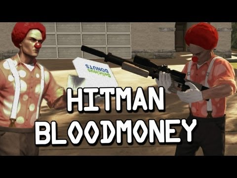 Hitman: Blood Money - The Clown and the Garbage Truck  